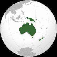Okyanusya Kıtası