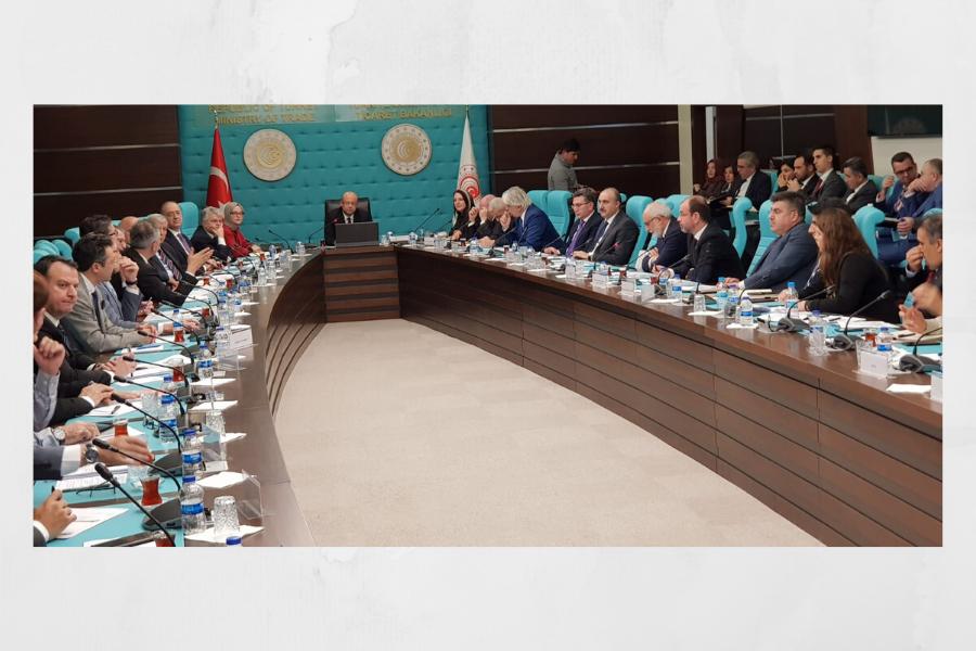 Helal Akreditasyon Kurumu Birinci Danışma Kurulu Toplantısı Gerçekleştirildi