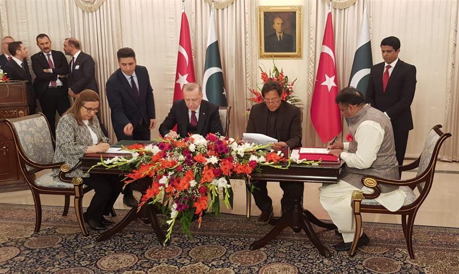 Pakistan İle Helal Akreditasyona İlişkin Mutabakat Zaptı İmzalandı