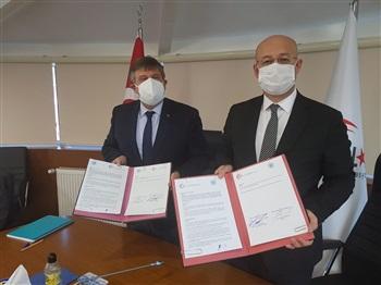 HAK ile Lokman Hekim Üniversitesi arasında iş birliği protokolü imzalandı