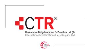 CTR Uluslararası Uygunluk Değerlendirme ve Denetleme Kuruluşu HAK'tan akredite oldu. Akreditasyon kapsamındaki helal belge sayısı 430'u geçti.