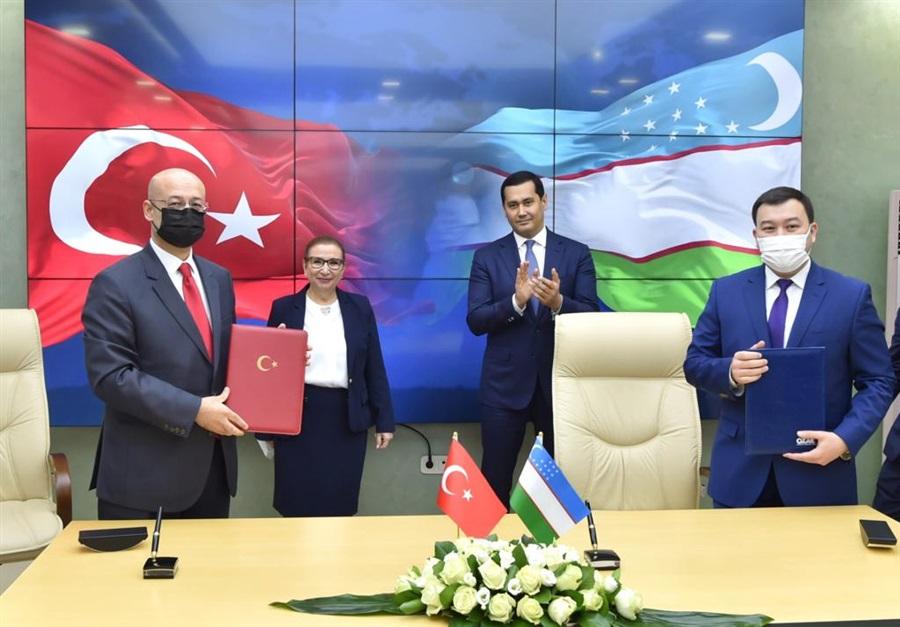 Özbekistan Akreditasyon Merkezi (O'ZAKK) ile İşbirliğine Yönelik Mutabakat Zaptı İmzalandı